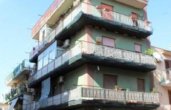 2°piano nei pressi di Via Città di Palermo